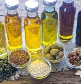 Gli oli in cucina, come usarli e le loro caratteristiche