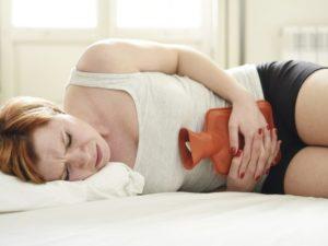 mestruazioni dolorose