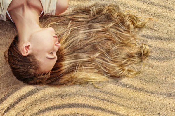 curare pelle capelli dopo estate
