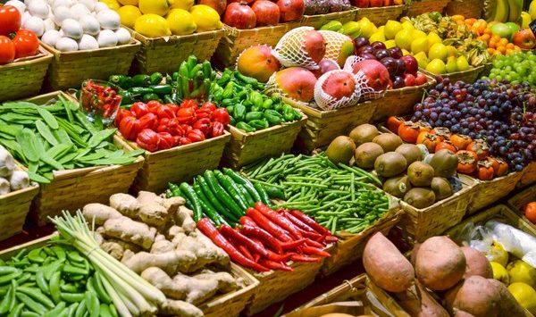 conservare frutta verdura